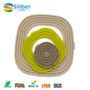 Flexible Separable Silicone Pan Liner Placemat Table Protector Tablemat pictures & photos