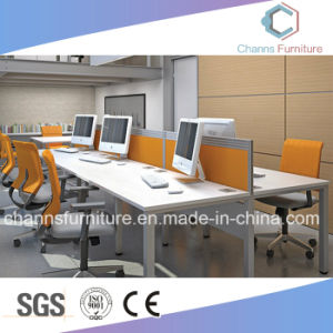 Modern Orange Office Furniture Computer Table Workstation pictures & photos