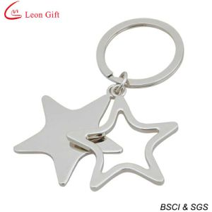 Factory Trolley Coin House Keychain for Advertising pictures & photos