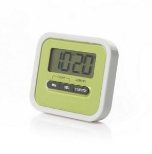 Kitchen Cooking Timer Timer with Lazy Magnet 115 Countdown Timer and Bracket pictures & photos