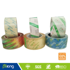 Chinese Manufacturer Supply Super Clear Adhesive Packing Tape pictures & photos