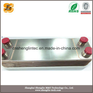 B3 Series Ss316L Heat Exchanger for Solar System pictures & photos