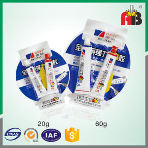 Transparent Modified-Acrylic Ab Adhesive (DY-JT40) pictures & photos