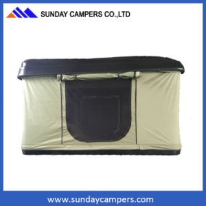 2016 Hard Shell Glamping Luxury Large Car Roof Top Tent pictures & photos