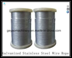 Bright Steel 6X19 FC Wire Rope Eips pictures & photos