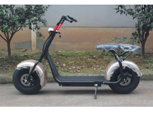 Harley Big Wheel Lithium Battery Mobility Electric Scooter (SZE1000S-4)