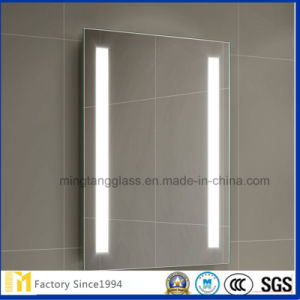 Top Quality Illuminated LED Light Mirror for Home Decoration for Bathroom pictures & photos