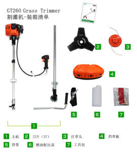 Grass Trimmer 26cc pictures & photos