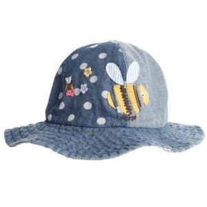 Custom Embroidery Caps Burshed Cotton Promotional Caps Snapback Cap Embroidery Baby Hats pictures & photos