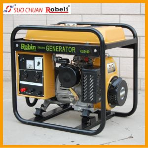 Robin Gasoline Generator/Rg2400/Rg3500 pictures & photos