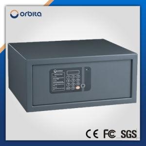 High Quality CE Certified LCD Laptop Twin-Bolt Hotel Safe Box pictures & photos