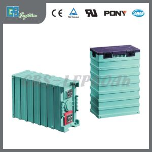 12 Volt 60ah Lithium Ion Rechargeable LiFePO4 Battery for Solar System, UPS with High Quality pictures & photos