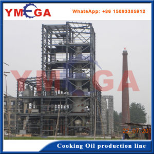 Qualified High Efficient Complete Oil Pressing and Oil Refining Plant pictures & photos
