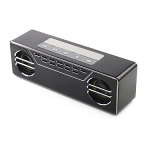 Touch Button Outdoor Bluetooth Speaker Portable Wireless Car Subwoofer Speaker pictures & photos