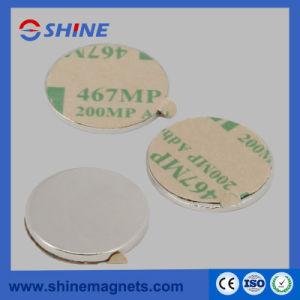 3m Self-Adhesive Neodymium Disc Magnets pictures & photos