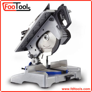 10′′ 1400W Compound Miter Saw with Upper Table (220640) pictures & photos