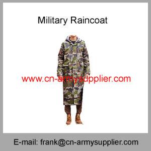 Duty Raincoat-Army Raincoat-Police Raincoat-Traffic Raincoat-Military Raincoat pictures & photos