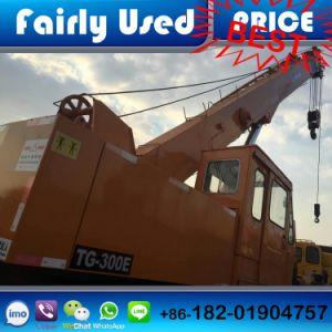 Used 30t Tadano Tg300e Truck Crane of Mobile Truck Crane