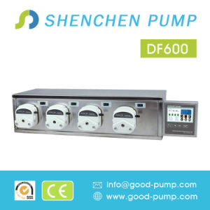 Shenchen Peristaltic Pump Cosmetic Filling Machine pictures & photos