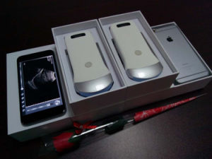 Andoriod and iPhone Use Wireless Ultrasound Scanner Probe pictures & photos