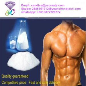 High Purity 99% Steroid Hormones 521-12-0 Drostanolone Propionate for Breast Cancer pictures & photos