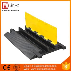 One Channel Plastic Cable Protector pictures & photos