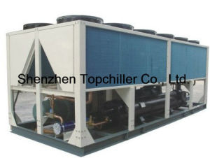 320kw Air Cooled Screw Chiller Unit for Central Air Conditioning pictures & photos