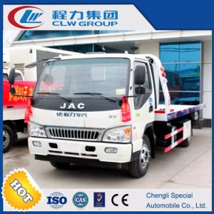 4X2 JAC Wrecker Towing Truck pictures & photos