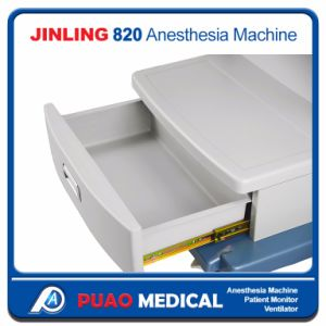 Jinling-820 Anesthesia Machine with 5.7inch Display pictures & photos