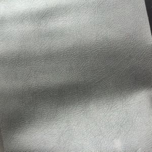 Genuine Leather Handfeeling Microfiber Leather for Furniture Hx-F1713 pictures & photos