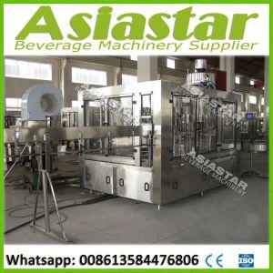 6000bph Monoblock Filling Equipment Orange Juice Machine pictures & photos