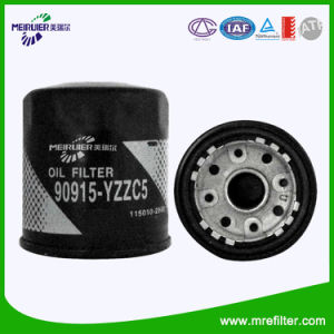 China Manufacture Oill Filter 90915-Yzzc5 for Toyota Engine pictures & photos