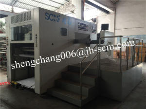 Automatic Sheet Feed Deep Embossing Machine pictures & photos
