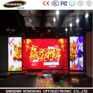 Professional Design P6 Indoor Full Color LED Display pictures & photos