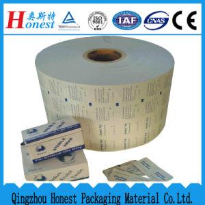 Aluminium Foil Paper in Rolls for Alcohol Pad, etc. pictures & photos