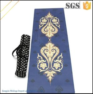 Multicolor Yoga Mats Custom Printed Mat for TPE Yoga pictures & photos