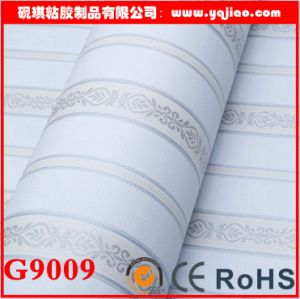 PVC Self-Adhesive Waterproof New Stripe Wallpaper pictures & photos