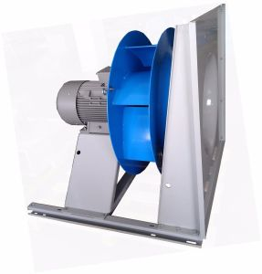 Direct Backward Steel Impeller Cooling Ventilation Exhaust Centrifugal Fan (630mm) pictures & photos