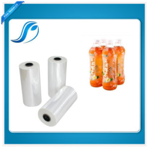Clear PVC Shrink Film Suitable for 10 Color Printing