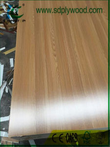 MDF Laminated Melamine Paper Size 1220X2440X3-18mm for Furniture pictures & photos
