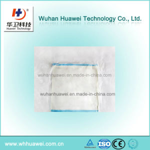 Air Permeable Water Absorb Transparent Wound Dressing PU Film pictures & photos