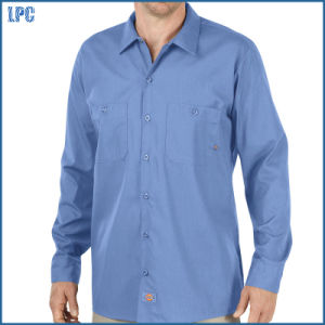 Custom Engineer Anti Wrinkle Shirt for Company Uniform pictures & photos