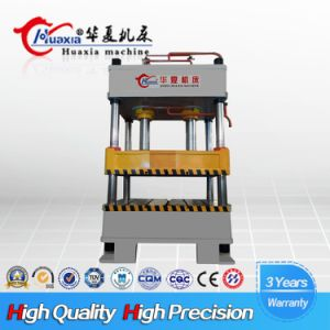 Automatic Hydraulic Press Machine for Fence Stamping & Stairs Fence pictures & photos