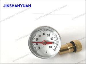 Bt-002 Stainless Steel Thermometer-Sliding Connector Thermometer pictures & photos