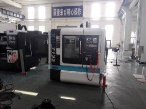 (XH7132A) Good Quality 3 Axis CNC Vertical Machining Center pictures & photos