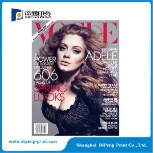 Women fashion Magazine Printing Service pictures & photos