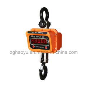 Industry Weighing Measuring Machine Hanging Scale Scales pictures & photos