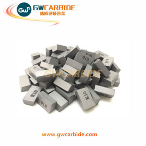 Tungsten Carbide Brazed Tips for Metal Cutting pictures & photos