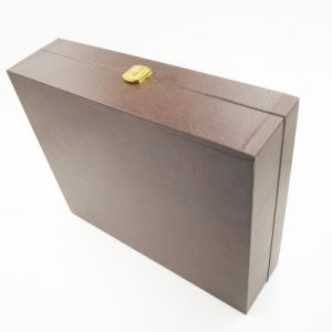 Eco-Friendly Raw Material Wooden Gift Box (J101) pictures & photos