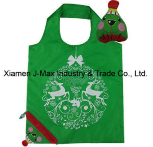 Foldable Shopper Bag, Clown Style, Promotion, Lightweight, Gifts, Tote Bag pictures & photos